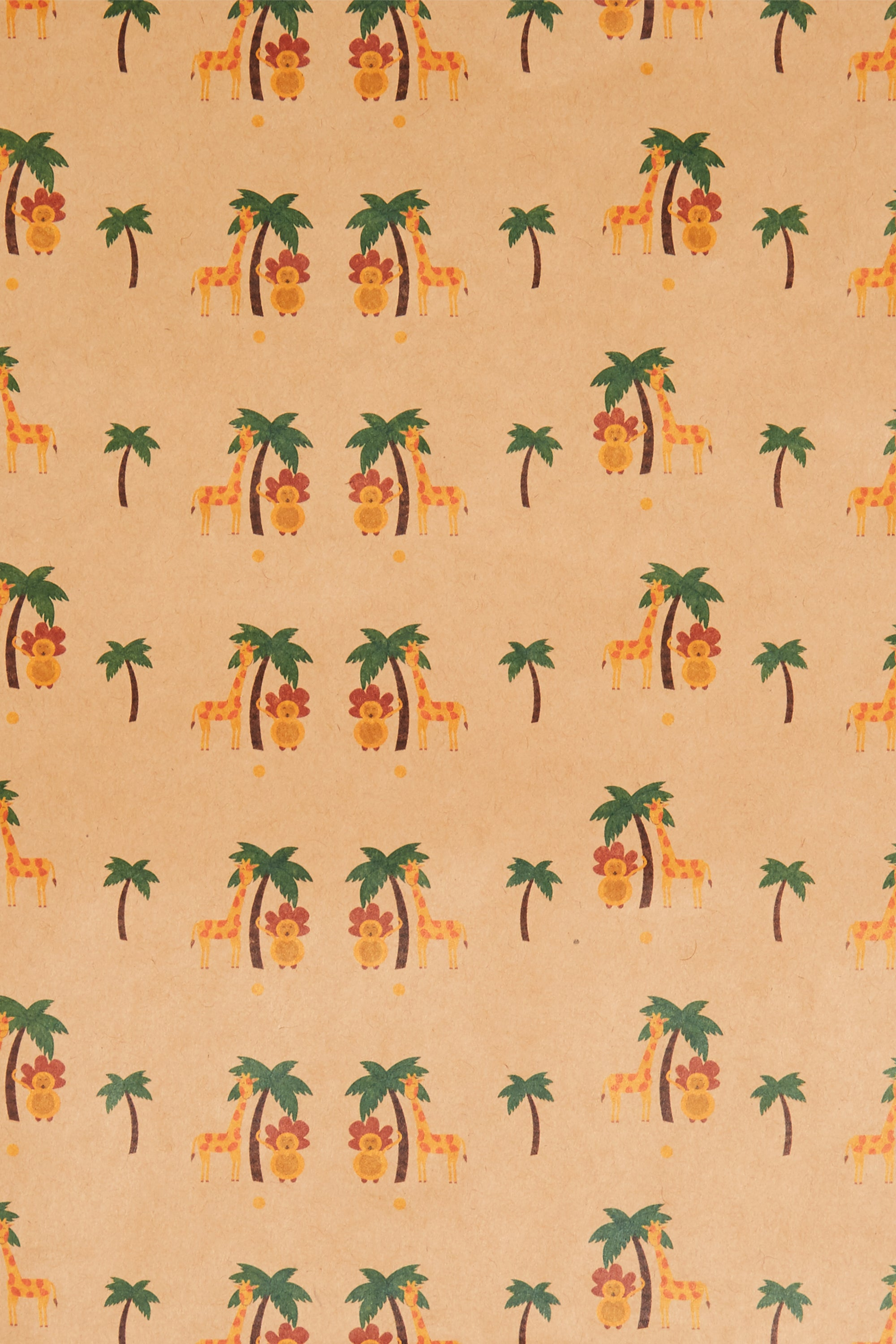 In The Jungle Wrapping Paper