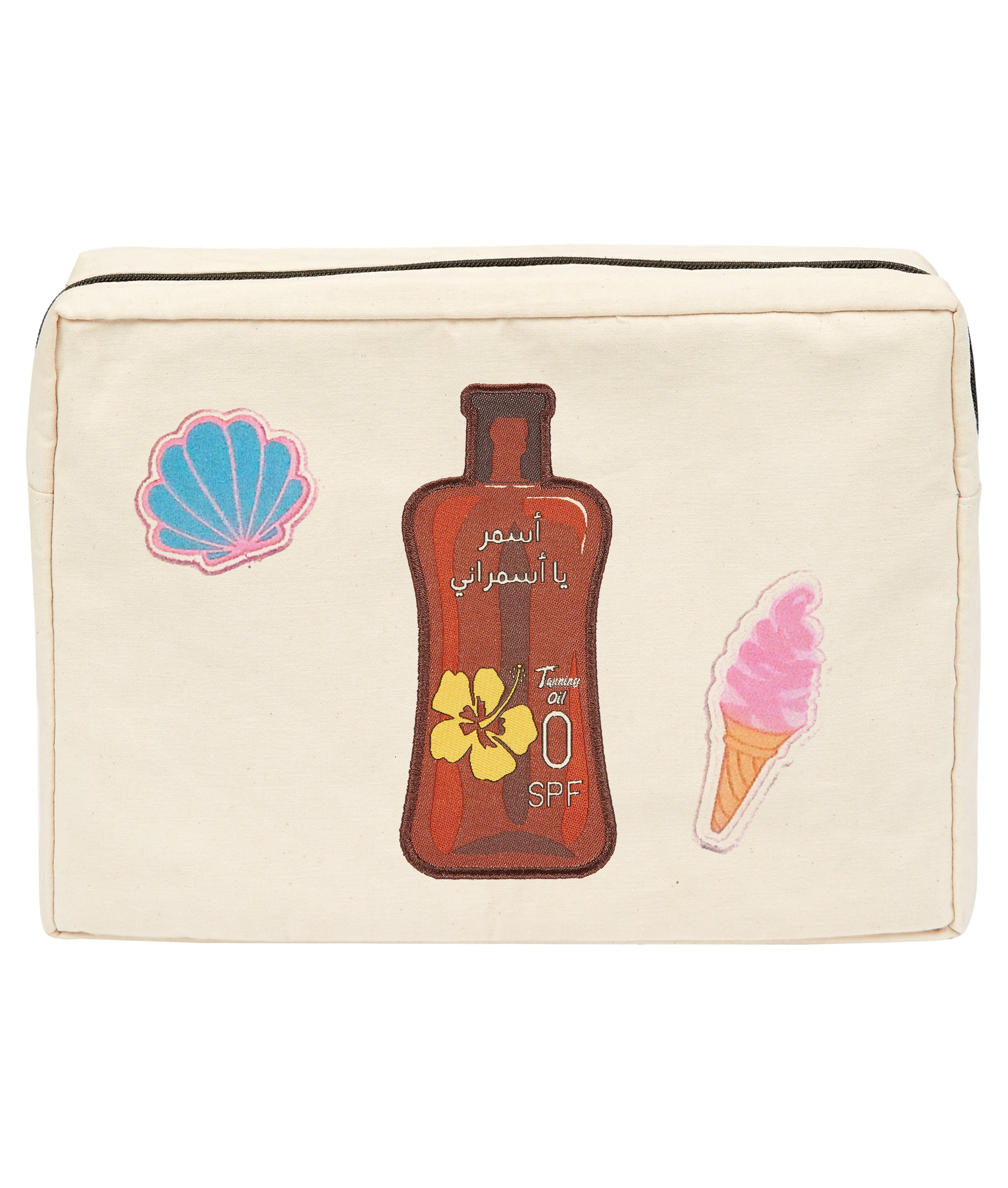 Tanning Oil Summer Bag