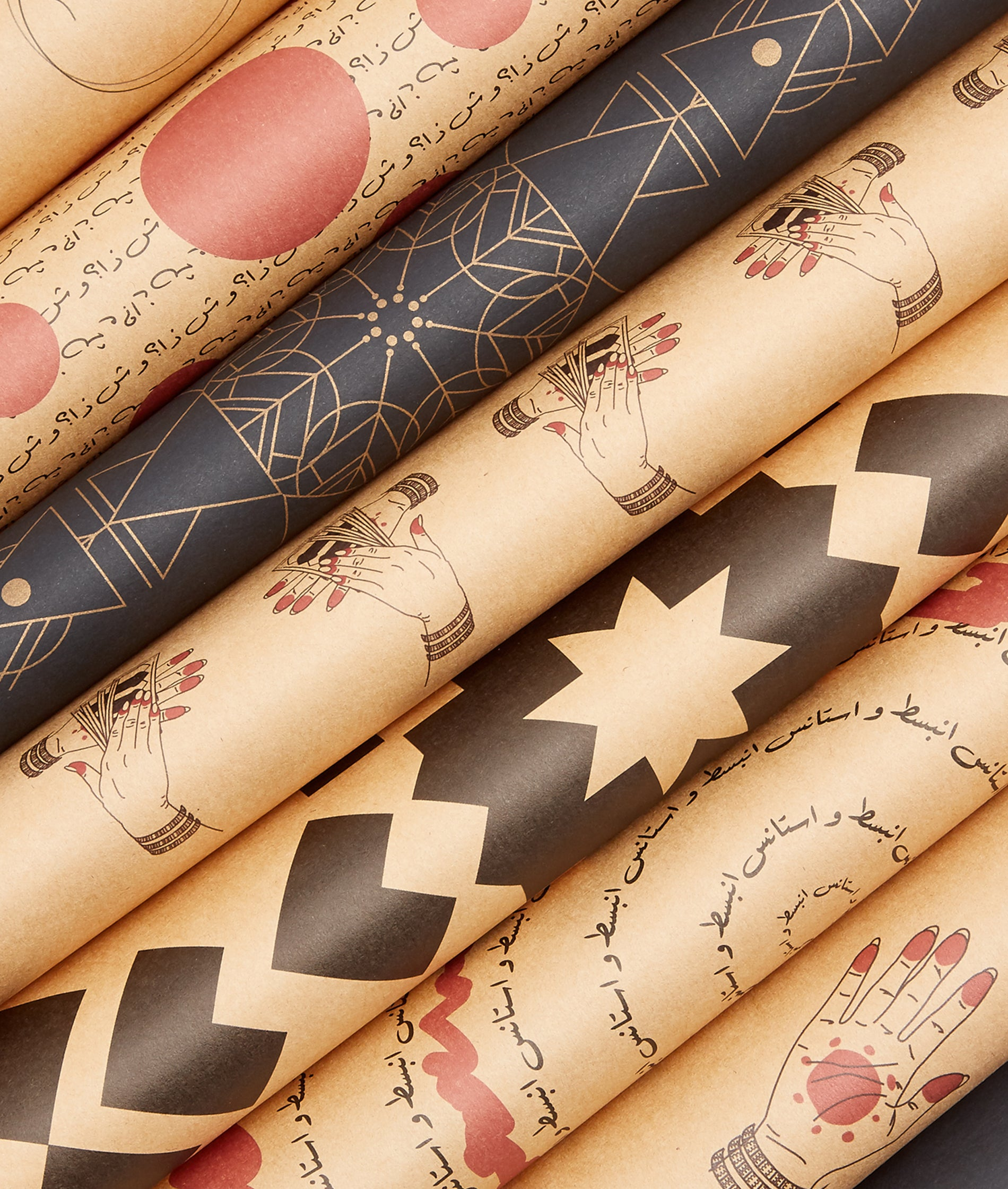 Zoolia Wrapping Paper