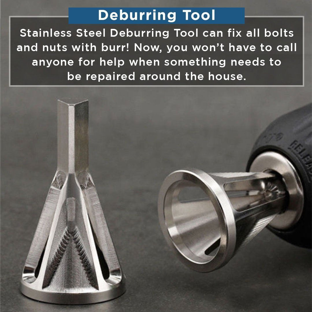 Stainless Steel Deburring Tool