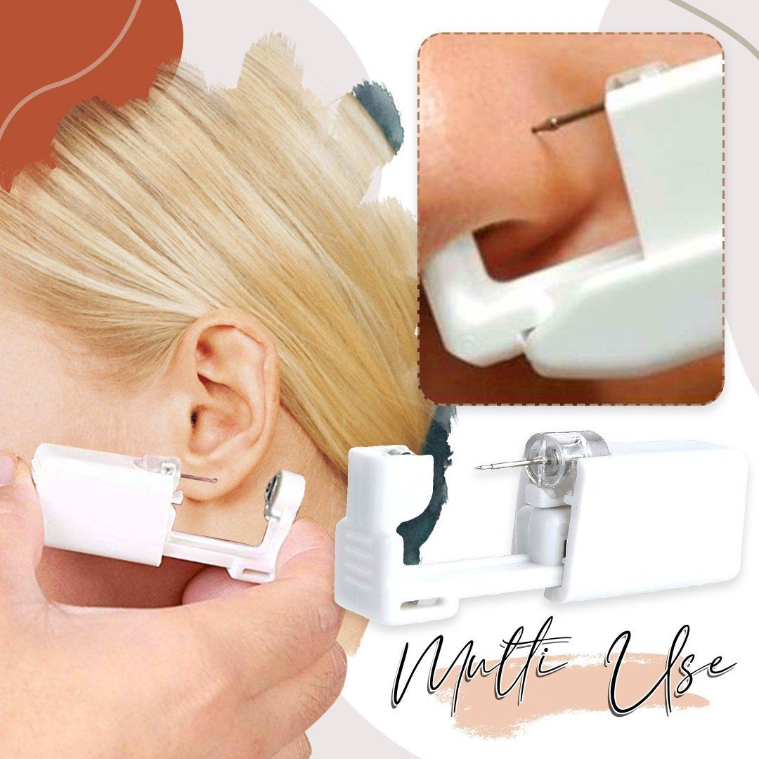 Disposable Self Ear Piercing Gun