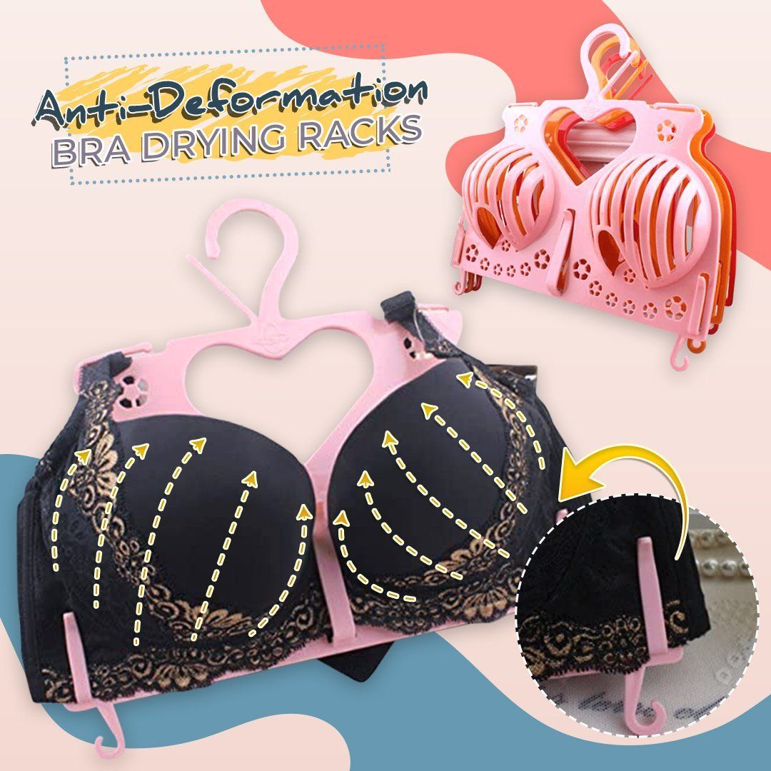 Anti-deformation Bra Drying Racks