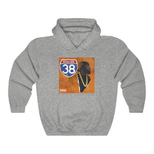 "Load image into Gallery viewer, 38 Spesh ""Interstate 38"" Hoodie - Multiple Colors"