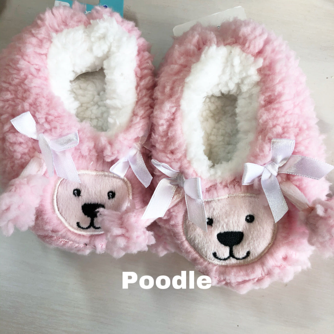 Snoozies - Baby Sherpa Booties