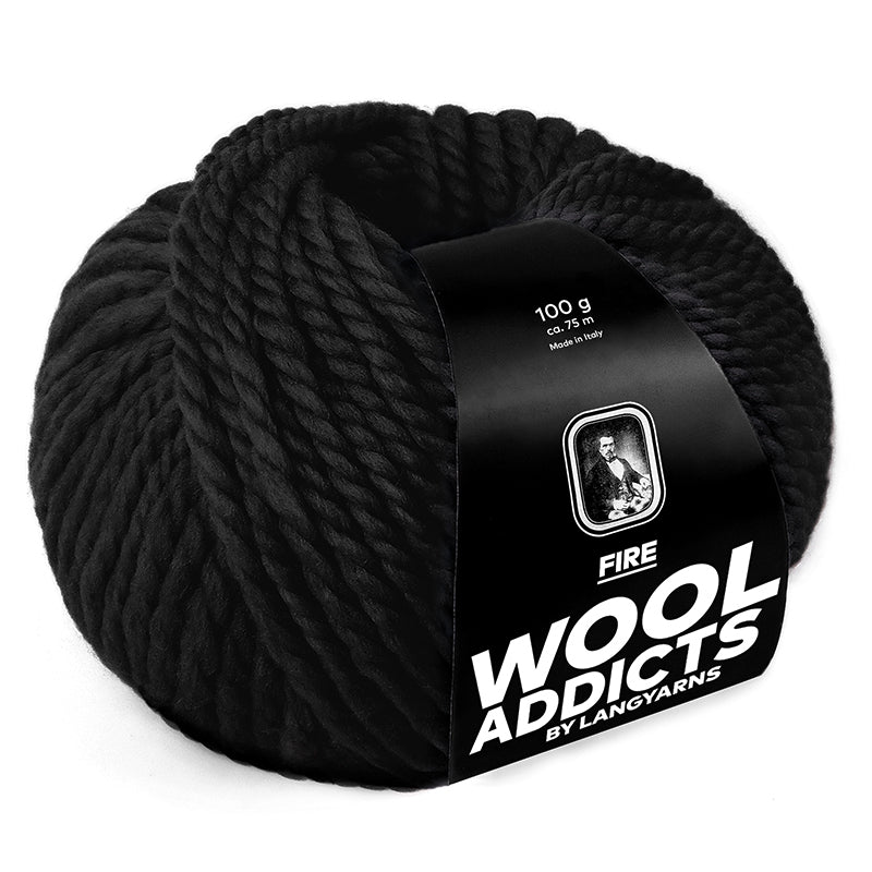 WoolAddicts Fire