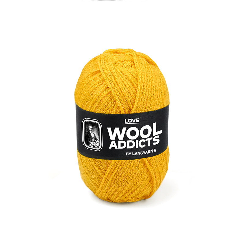 Wool Addicts Love