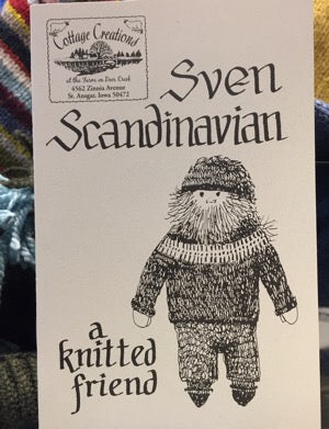 Cottage Creations - Sven Scandinavian Pattern