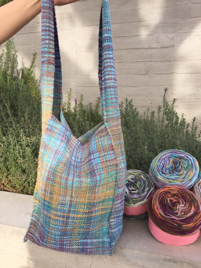 Weave A Tote Bag on a Rigid Heddle Loom