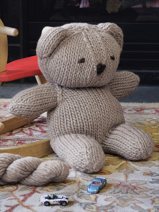 Bobbi Bear pattern