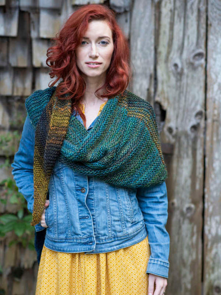 Grand Ronde Shawl Kit