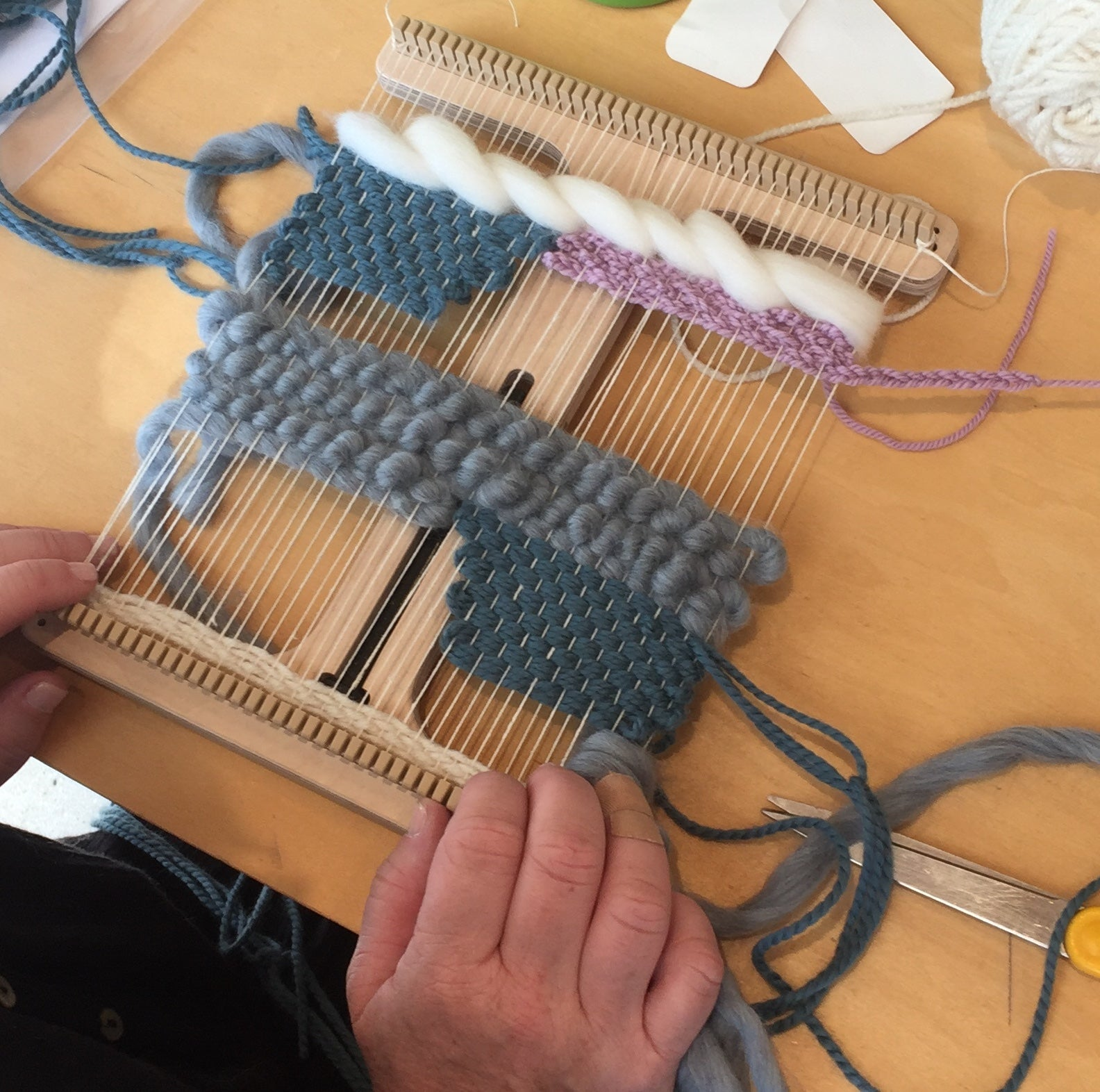 Beginning Tapestry Weaving
