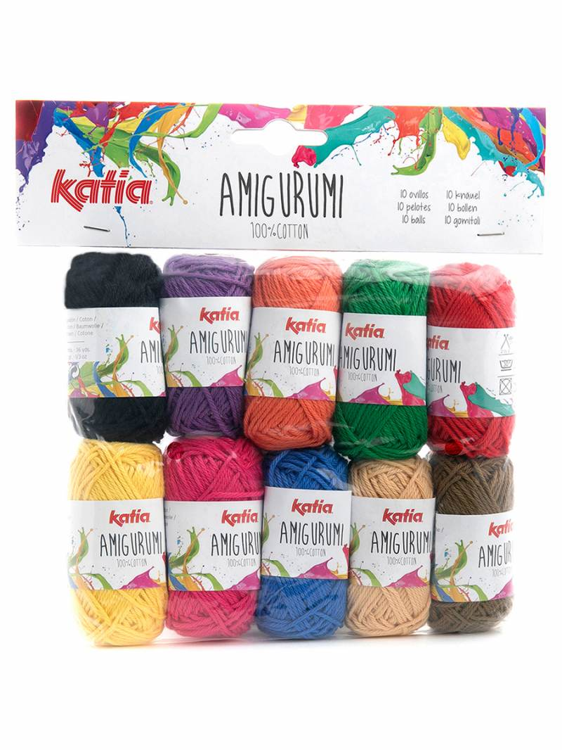 Katia Amigurumi Packs