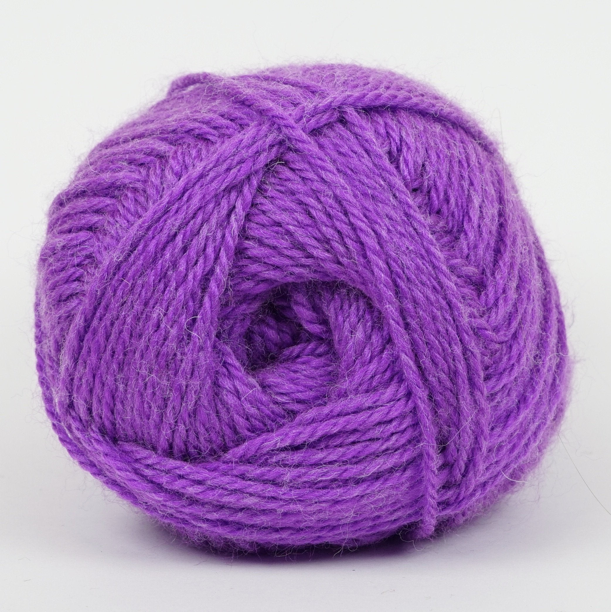 Kraemer Perfection Worsted Pucker Up Purple