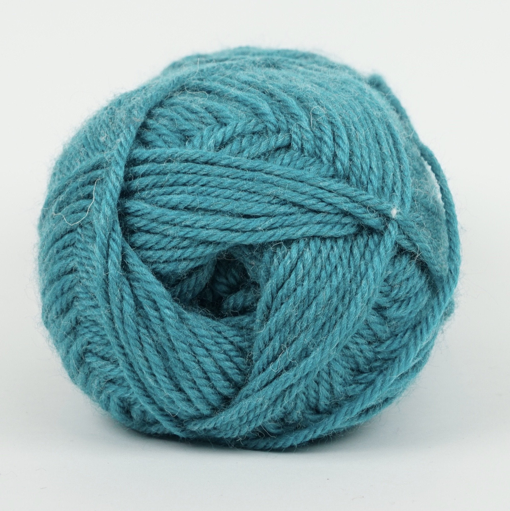Kraemer Perfection Worsted Puddle Aqua