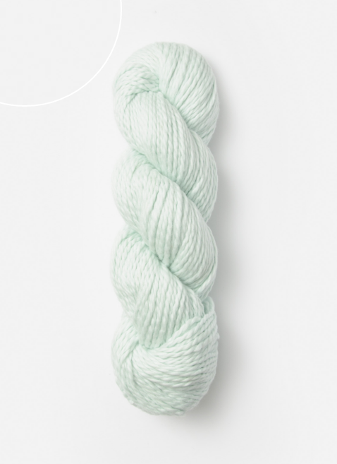 Blue Sky Fibers Organic Cotton Buttermint