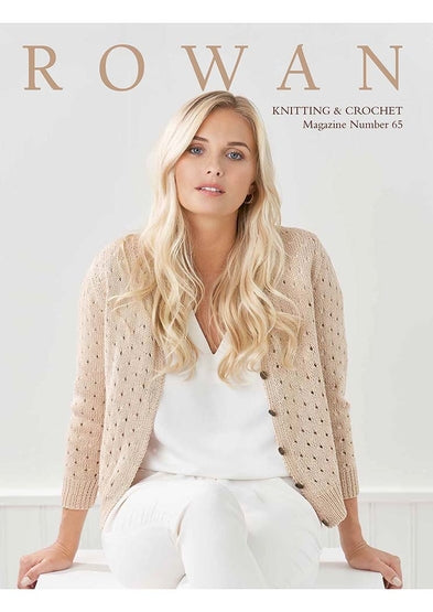Rowan Knitting & Crochet Magazine - 65