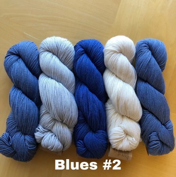 Baby Stripes - Blues #2