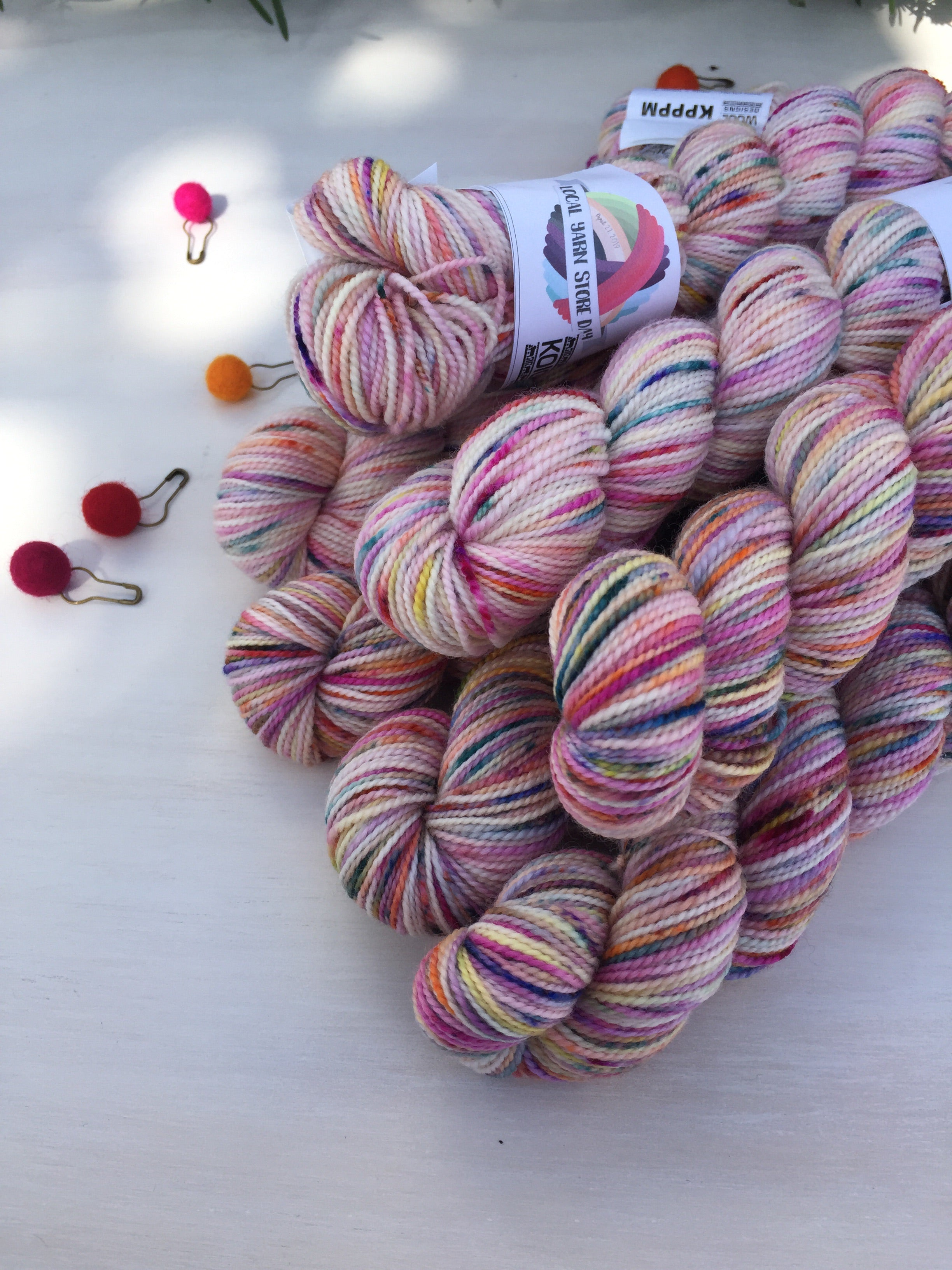 Koigu KPPPM Wildfiber Studio Exclusives