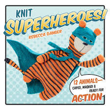 Knit Superheroes!