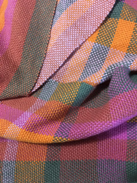 Weave on a Rigid Heddle Loom -  Dishtowels
