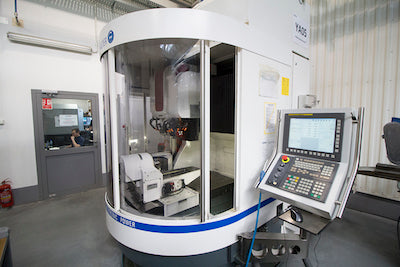 5 Axis Tool Grinding