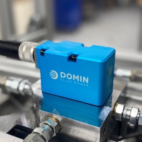Additive Manufacturing a Revolution in Hydraulics from Domin