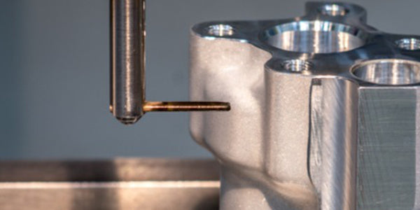 Electro-discharge machining