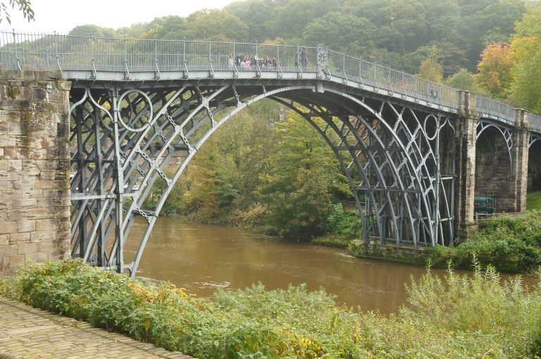 Iron Bridge Illustration of the Impact of AM in Hydraulics