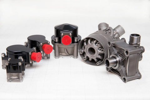 Metal Additive Manufacturing for Hydraulics