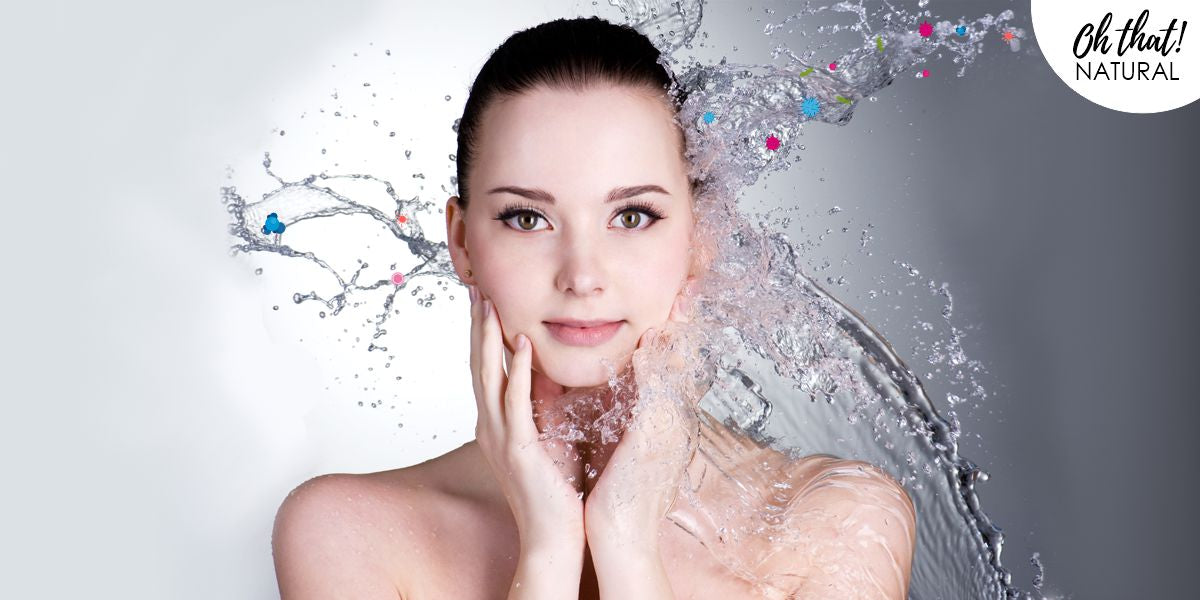 How Drinking Water Helps In Reducing Skin Acne