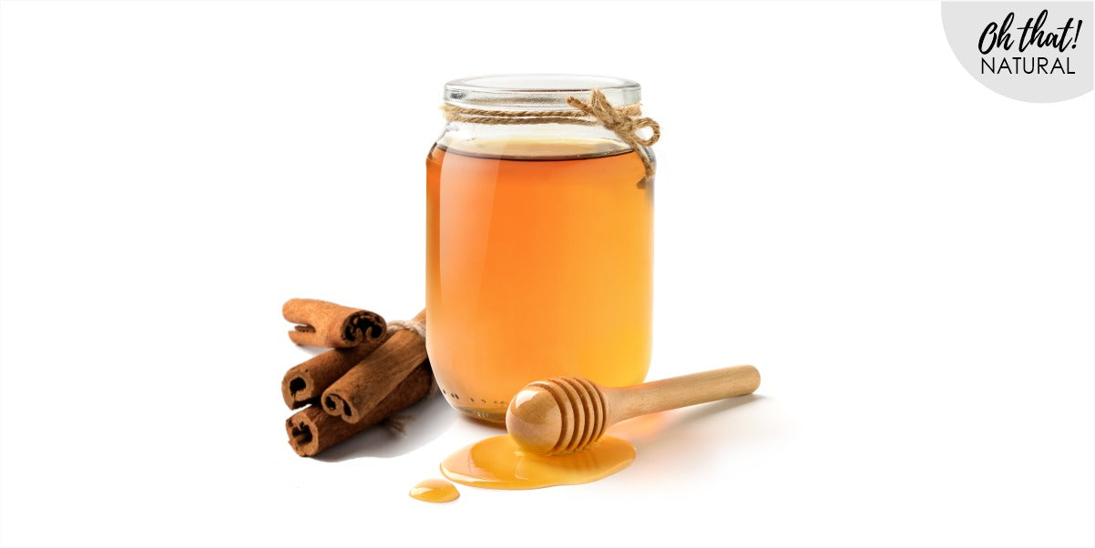 Honey And Cinnamon Mask For Glowing Skin