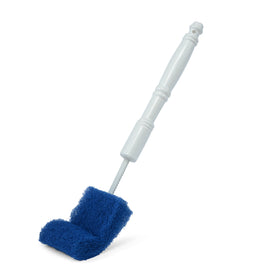 POWERFUL NON-ABRASIVE TOILET BRUSH
