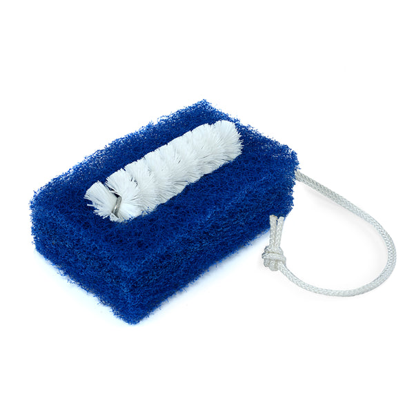 THE ORIGINAL KITCHEN CLEAN-UP ACCELERATOR SPONGE BRUSH
