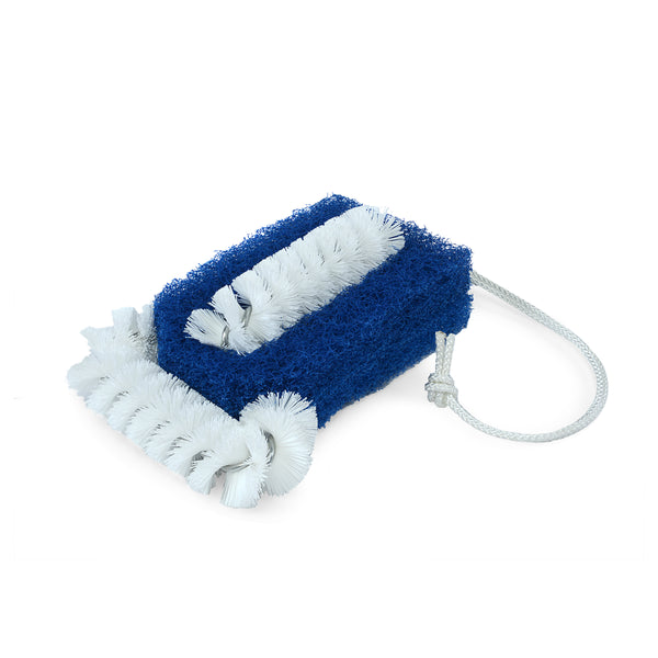 THE ULTRA KITCHEN CLEAN-UP ACCELERATOR SPONGE BRUSH