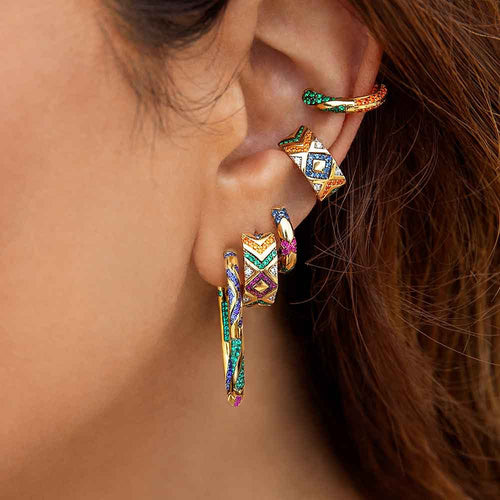 [NEW] Trendy Ear Cuff & Clip On Earring Collection - Designer Fashion Jewelry