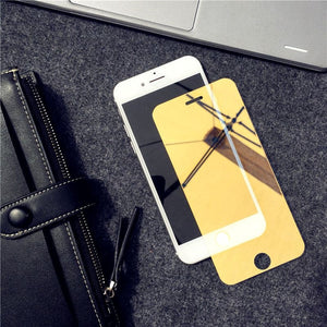 [NEW] Mirror Tempered Glass Screen Protector For iPhone 12 Series