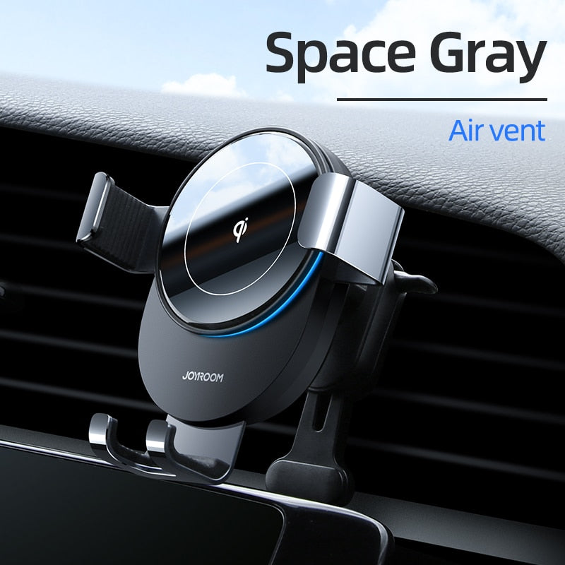 [NEW] Intelligent Infrared Car Phone Holder Wireless Charger