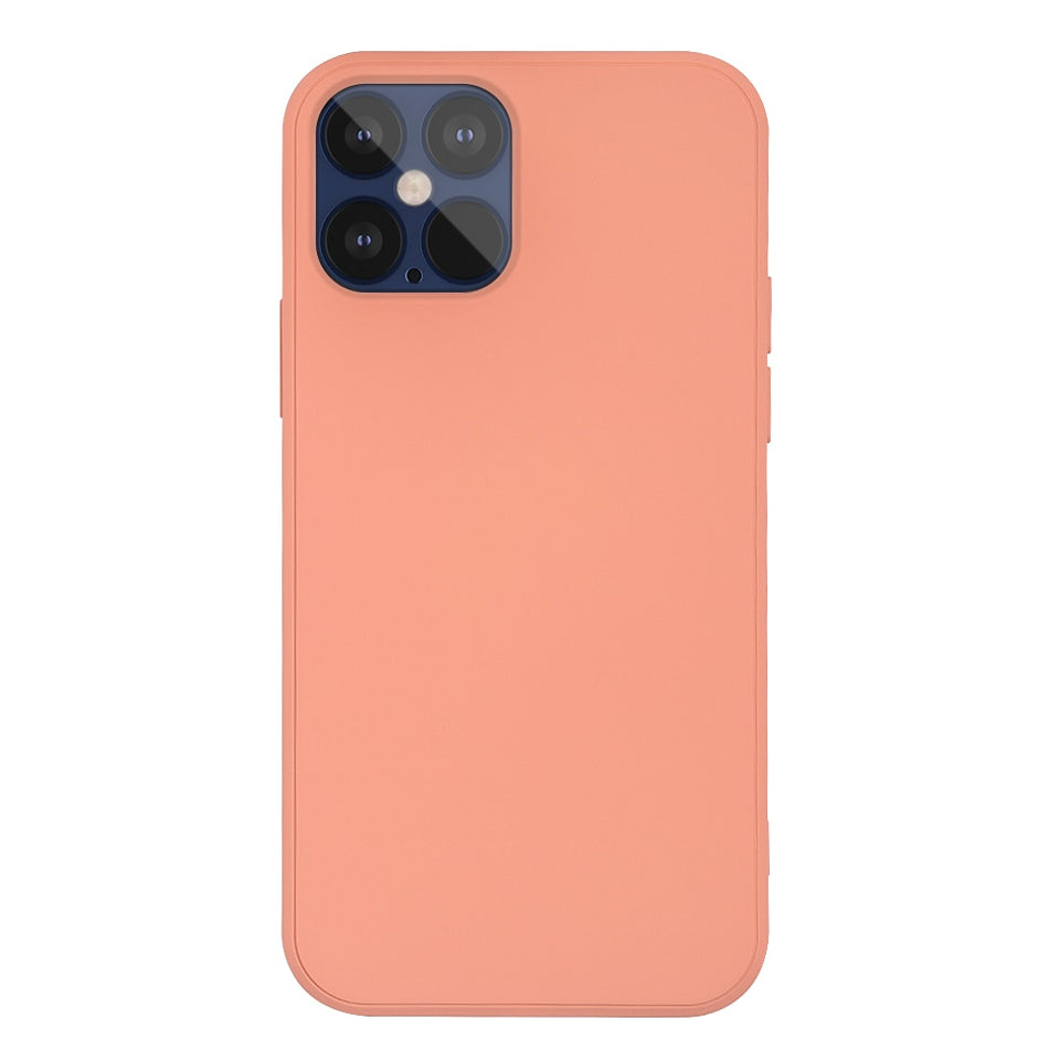 [NEW] High Quality Liquid Silicone Case Cover - iPhone 12 Series