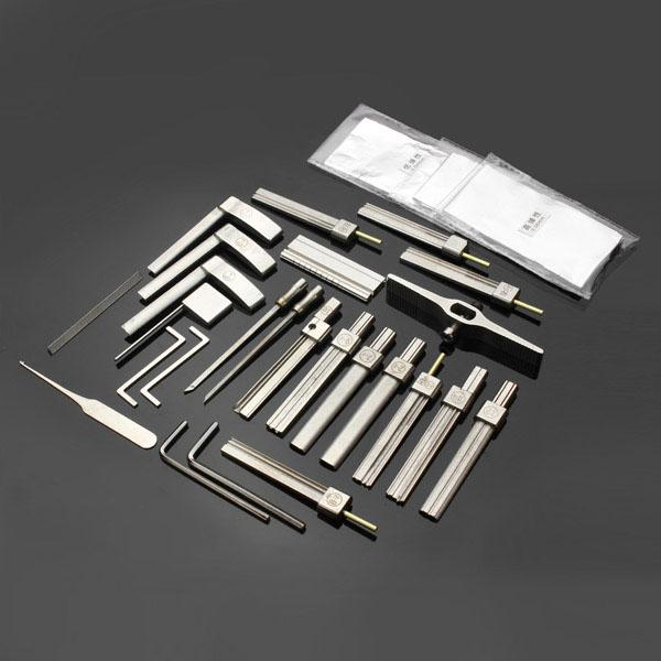 Dimple Pin Impressioning Set