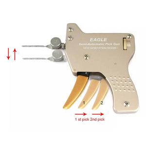 H&H Semi-Automatic Lock Pick Gun