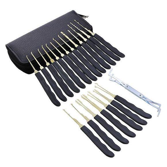 GOSO 24 Pieces Lock Pick Set