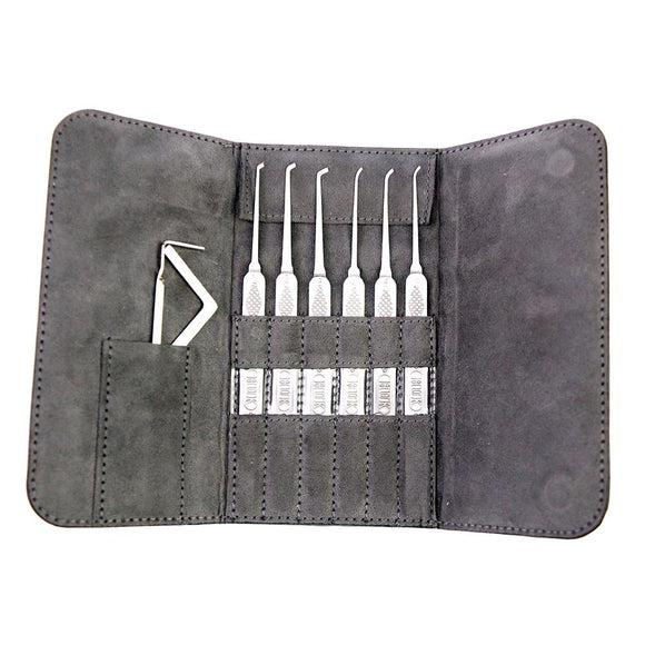 HUK 6 Piece Hook Pick Set – Splendid Quality
