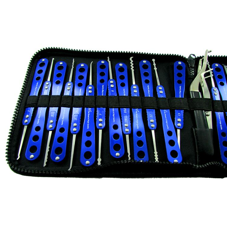 H&H 30-in-1 Lock Pick Set