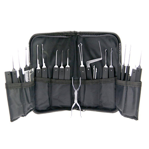 KLOM 20pcs Lock Pick Set