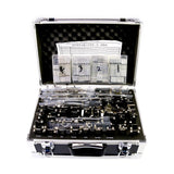 Mr. Li's Original Lishi 2in1 Decoder and Pick – 93 Pieces Full Set w/ Storage Case