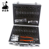 Original Lishi 32 Pieces Full Set - 100% Genuine Lishi Pick Set with FREE Storage Case