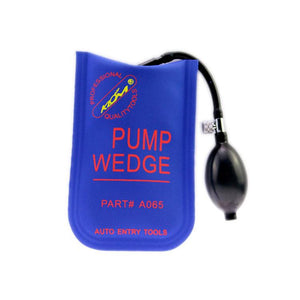 KLOM Air Pump Wedge Vehicle Entry Tools (Blue)