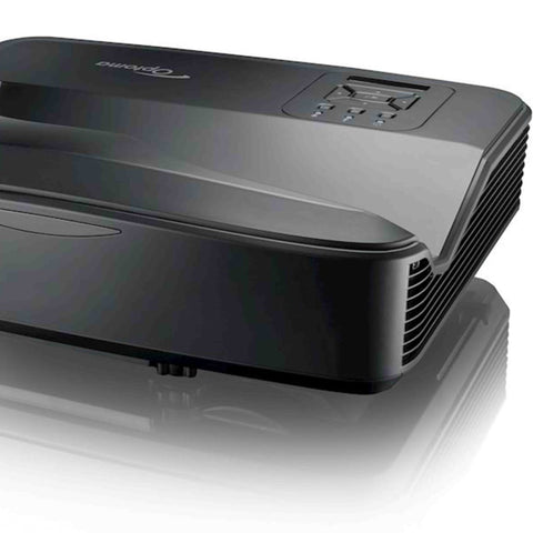 Image of Optoma HZ 48 UST Short Throw Full HD Laser Home Cinema projector