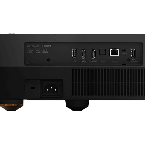 Image of Optoma UHZ 65 UST CinemaX 4K/UHD Ultra Short Throw Laser Home Cinema Projector