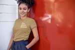 Load image into Gallery viewer, Pay Black Women Tee - Pocket